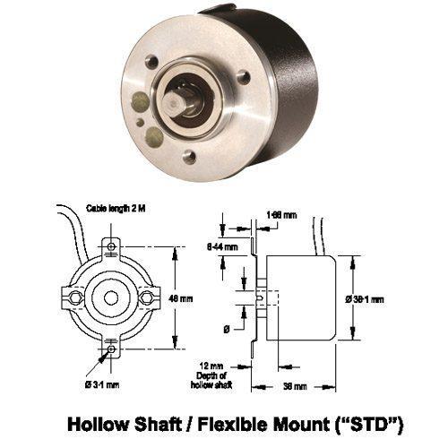 Semi-Hollow Shaft