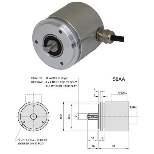 58AA Encoder