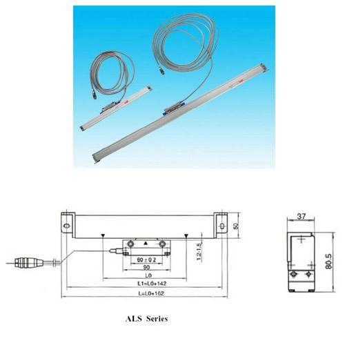 Linear Encoders (Optical Type)