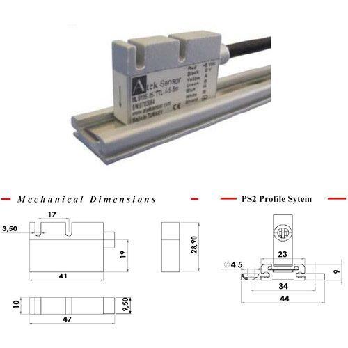 Linear Encoders (Magnetic Type)