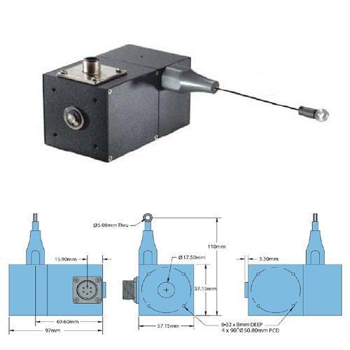 Linear Draw Pull Encoder