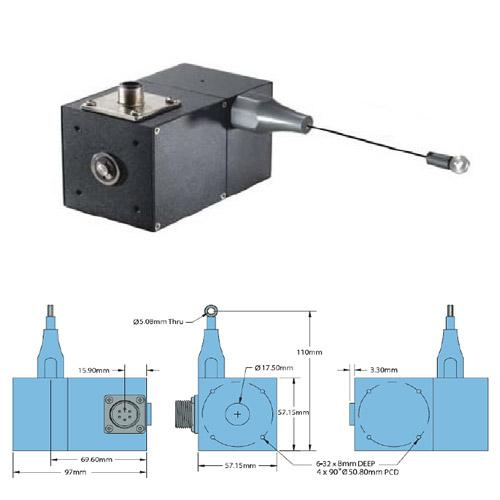 Linear Draw Pull Encoders